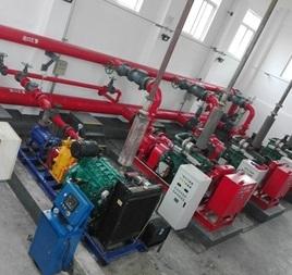 中石油昆仑燃气消防泵