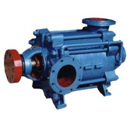 多级泵常见故障原因及处理方法