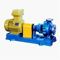 化工泵的结构说明
