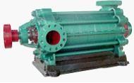 多级泵的启动、运转和停机
