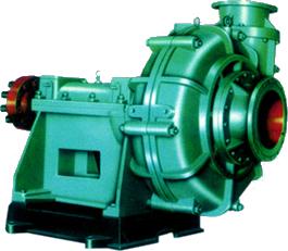 渣浆泵的技术特点