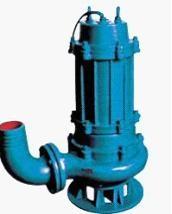 WQ系列无堵塞排污泵的特点