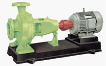 ISR热水泵的介绍及性能
