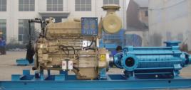 河南水泵厂生产的柴油机注水泵有什么特点
