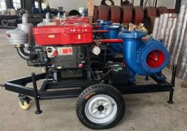 河南水泵厂生产的柴油机水泵怎么样?