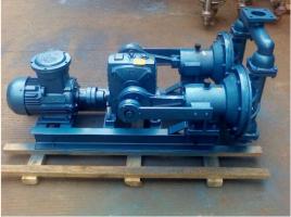 DBY电动隔膜泵的特点有什么呢?