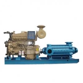 QBZ多级离心泵是由哪几部分组成