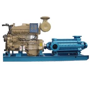 撬装式注水泵机组