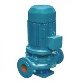 ISG单级单吸立式清水泵