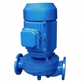 SG型清水立式管道泵