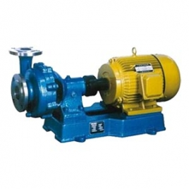 FB型单级单吸耐腐蚀泵