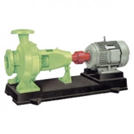 ISR型单级单吸热水泵