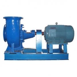 HW型涡壳式混流泵