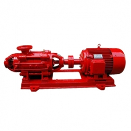 XBD-W单级单吸消防泵